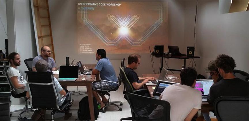 Unity Creative Code Workshop